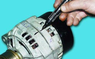 Ремонт генератора ваз 2109: причины неисправностей, снятие, разборка и проверка мультиметром с видео, как снять и разобрать своими руками и как проверить не снимая