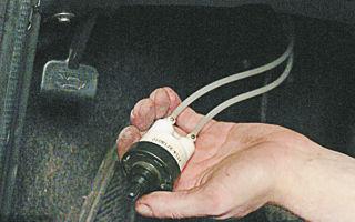 Руководство по регулировке фар на ваз 2114, работа гидрокорректора, его ремонт и замена