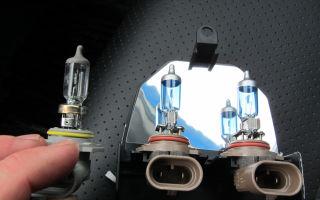 Выбор, замена и регулировка ламп ближнего света и других фар toyota corolla, варианты тюнинга