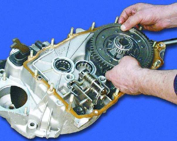 Инструкция как определить причину шума в коробке ВАЗ 2109 и решить проблему