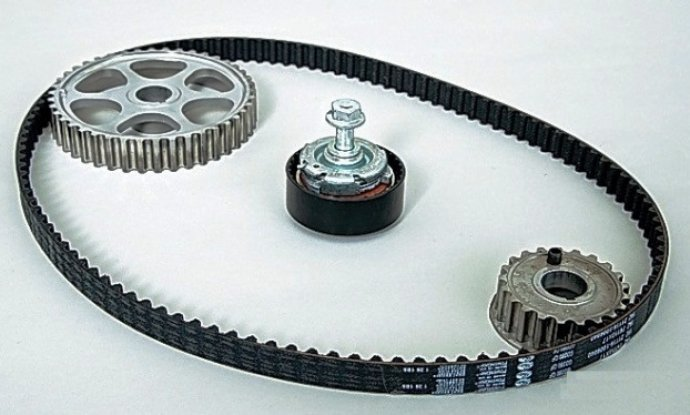 Меняем ремень ГРМ Lada Granta 8 клапанов сами пошаговая инструкция с фото