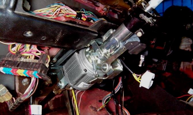 Электроусилитель руля на приоре: диагностика неисправностей, монтаж и демонтаж