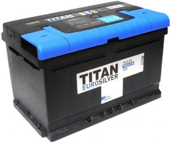 Характеристика АКБ Titan Титан разновидности отзывы автовладельцев