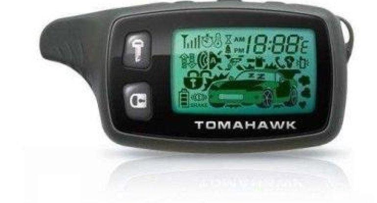 Инструкция по эксплуатации сигнализации томагавк (tomahawk) 9010, 9020 и 9030