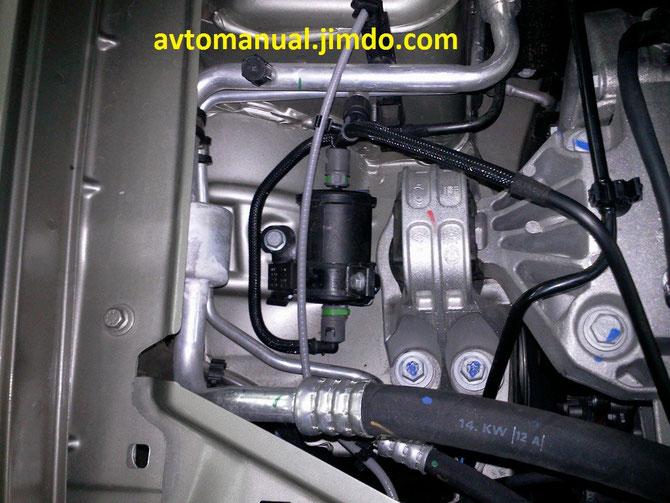 Как провести замену топливного фильтра в hyundai tucson: пошаговая инструкция