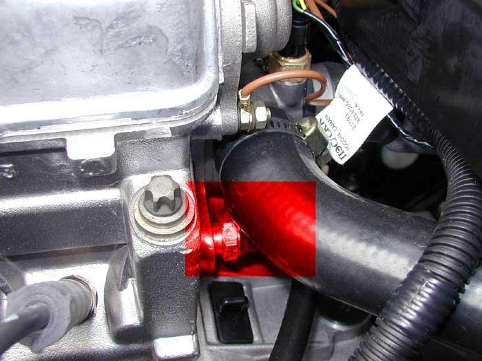Датчик включения вентилятора ваз 2109 инжектор - Авто ...