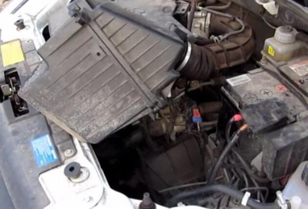 Как провести замену масла в КПП Lada Kalina II пошаговая инструкция
