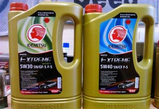 Моторное масло Idemitsu Extreme Eco 5w30 фото видео и отзывы о нем