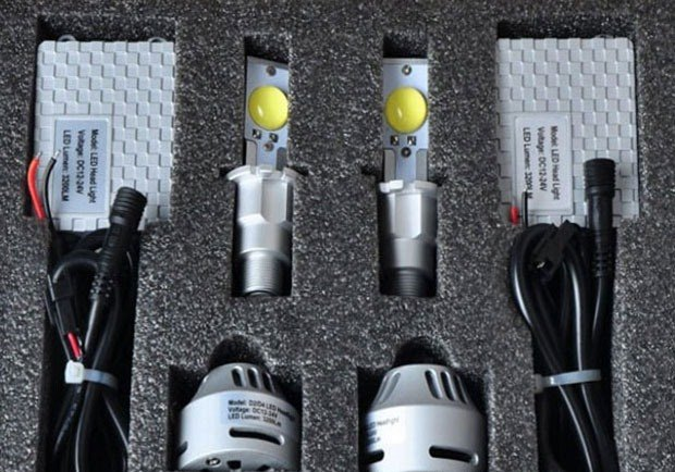 Описание параметров диодных ламп h7 в ближний свет, их преимущества и недостатки