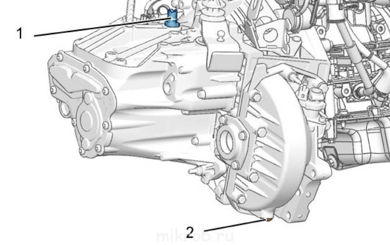 Замена и подбор масла для механической коробки передач: фото и инструкции